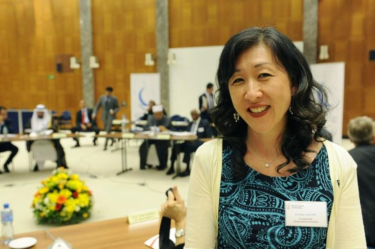 Rev. Dr. Grace Ji-Sun Kim